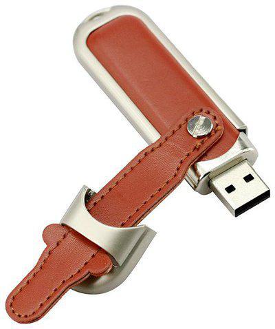 KBR Product Leather Belt USB 2.0 4 GB Pendrive