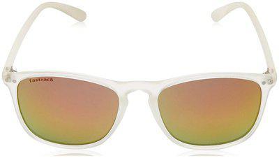 Fastrack Polarized lens Round Frame Sunglasses for Men - 1