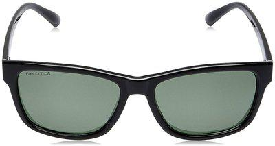Fastrack Polarized lens Wayfarer Sunglasses for Men , 1