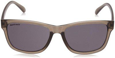 Fastrack Polarized lens Wayfarer Sunglasses for Men , 1