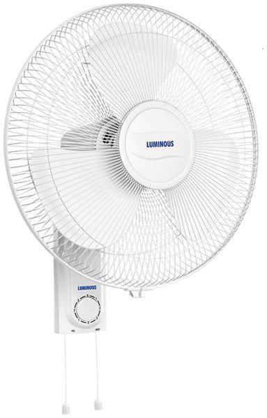 Luminous Fanfare 400 mm Standard Wall Fan ( White , Pack of 1 )
