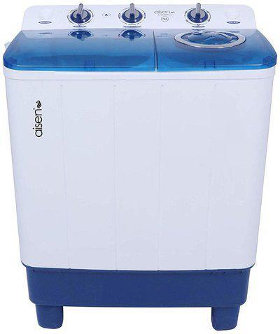 Aisen 7 Kg Semi automatic top load Washing machine - A70SWM620 , Royal blue