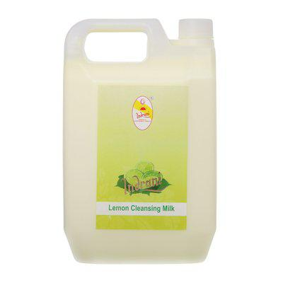 Indrani Lemon Cleansing Milk For Women Helps In Nourishing Your Skin And Makes Your Skin Glow 5 Litre