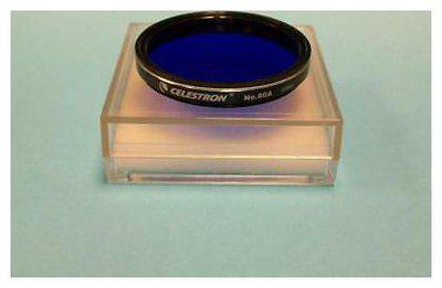 Celestron #80A Blue 2 Telescope Eyepiece Filter - New In Case