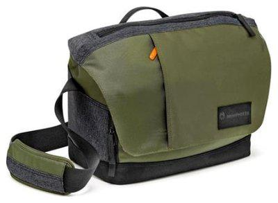Manfrotto Street Large Messenger Bag for DSLR/CSC Cameras, Special Ed. Green