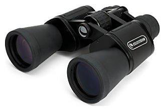 UpClose G2 10-30x50 Zoom Porro Binocular, Black