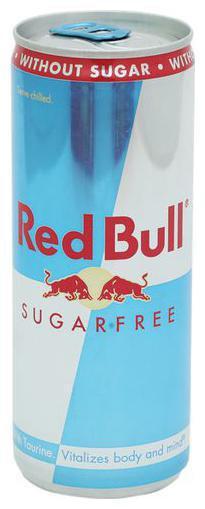 Red Bull Energy Drink - Sugar Free 250 ml