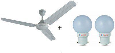 Bajaj BAHAR DECO 1200 mm Ceiling Fan - White