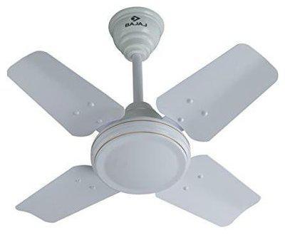 Bajaj Speedster 600 600 mm Standard Ceiling Fan ( White , Pack of 1 )