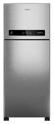 Whirlpool 340 ltr 3 star Frost free Refrigerator - IF INV CNV 355 ELT COOL ILLUSIA(3S), COOL ILLUSIA , Steel