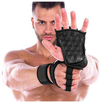 DreamPalace India Gym Gloves Weightlifting Gloves for Gym, Powerlifting, Workout, Weightlifting, Crossfit, Fitness, for Men and Women