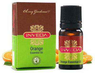 Inveda Orange Essential Oil 10ml