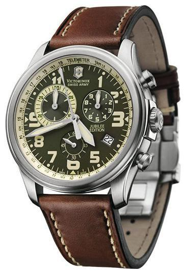 Victorinox Infantry Vintage Jubilee Edition Men Chronograph Watches