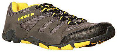Power Men's Yellow Sports Shoes