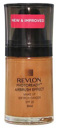 Revlon Photo Ready Air Brush Effect Make Up SPF 20 - Rich Ginger 30 ml