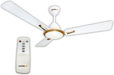 VICTORAIR VA-TIDY 1200 mm Ceiling Fan - Ivory