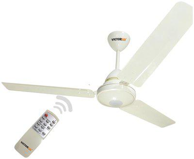 VICTORAIR VA-ES28 1200 mm Ceiling Fan - Ivory