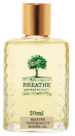 Breathe Aromatherapy Tranqulity Burner Oil 20 Ml