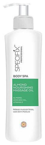 Vlcc Specifix Professional Almond Nourishing Massage Oil 300 Ml