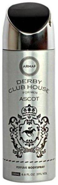 Armaf Derby Club House Ascot Deodorant Body Spray (200ml)