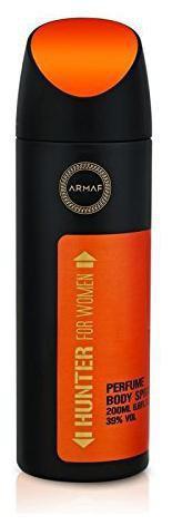 Armaf Hunter Deodorant Body Spray for Women (200 ml)