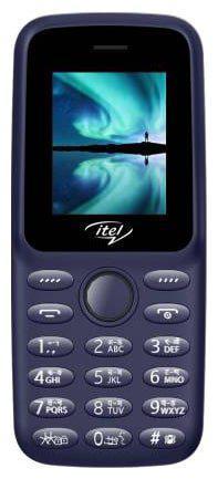 Itel IT2163 Dual Sim Deep Blue
