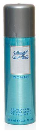 Davidoff Perfumed Deodorant Spray - Natural For Women 200 ml