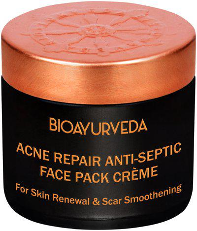 Bioayurveda Acne Repair Anti-Septic Face Pack Cream (60g)
