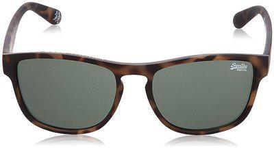 Superdry Regular lens Rectangular Frame Sunglasses for Men , Pack of 1