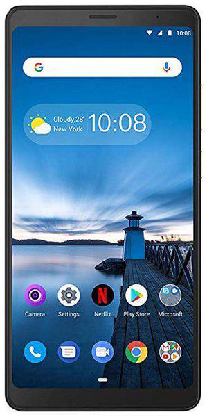 Lenovo Tab V7 Phablet (6.9 inch, 32GB, Wi-Fi plus 4G Voice Calling), Slate Black