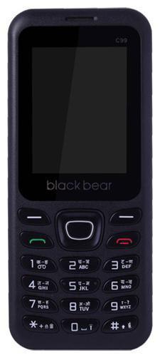 Black bear C-99 Prime (Blue)