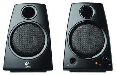 Logitech Z130 Wired 2.0 Speaker ( Black )