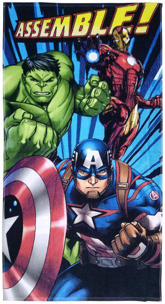 Marvel Cotton Avengers Kids Bath Towel