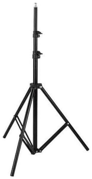 portable light stand tripod 3 section 200cm for studio lightning