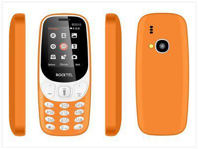ROCKTEL R3310 (Orange)
