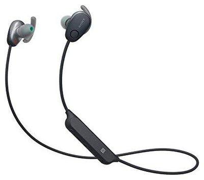 Sony WI-SP600N In-Ear Bluetooth Headset ( Black )