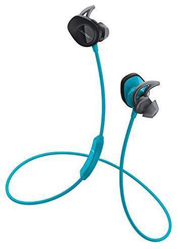 Bose Bose Soundsport In-Ear Bluetooth Headset ( Blue )
