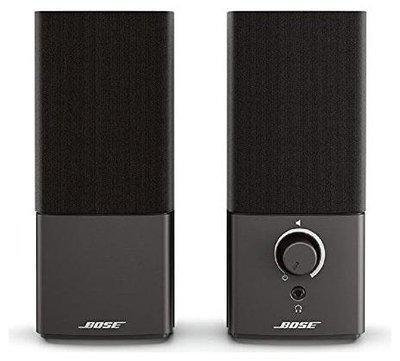 Bose COMPANION 2 SERIES III Wired 2.0 Speaker ( Black )