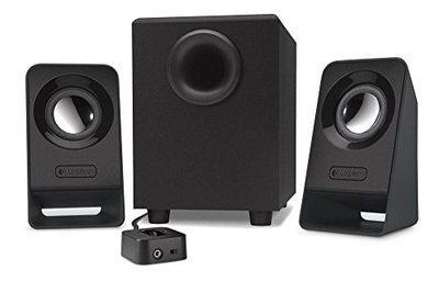 Logitech 980-000941 Wired 2.1 Speaker ( Black )