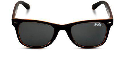 Superdry Regular lens Wayfarer Sunglasses for Men , Pack of 1