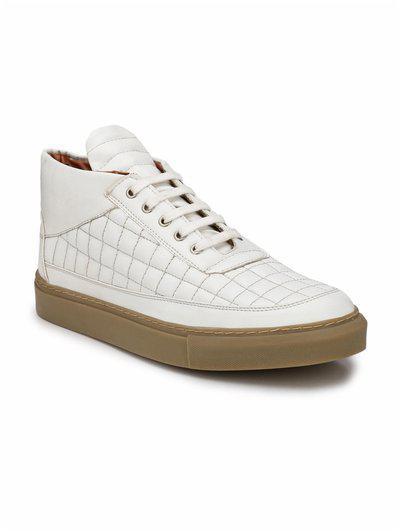 Guava Sneakers Men White Sneakers -