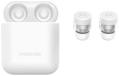 Motorola Verve Buds 110 True Wireless Bluetooth Headset ( White )