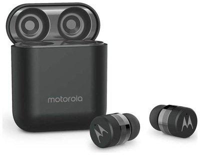 Motorola Verve Buds 110 True Wireless Compact Water-Resistant Earbuds with Alexa True Wireless Bluetooth Headset ( Black )