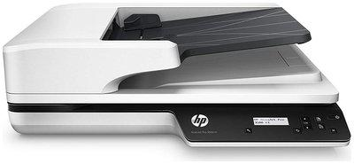 HP L2741abgj Flat-bed scanner