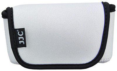 JJC Gray Mirrorless Camera Pouch for Fujifilm X-T10 X-T20 plus 18mm Lens X30 X70