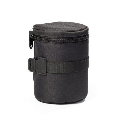 easyCover Padded Lens Case 105 x 160 mm (4.13 x 6.3) Black