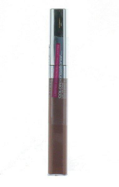 Color Sensational Blissful Beige by Maybelline for Women Lip Gloss .23 oz. NEW