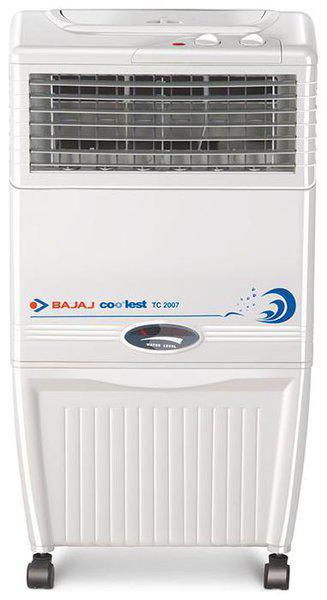 Bajaj TC 2007 34 L Tower Cooler ( White )