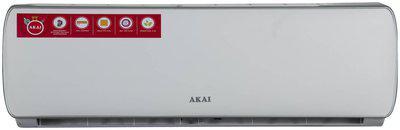 Akai 1 Ton 3 Star BEE Rating Split AC (AKSF-123DQE, White)