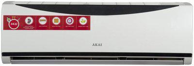 Akai 1.5 Ton 3 Star BEE Rating Split AC (AKSF-183DQE, White)